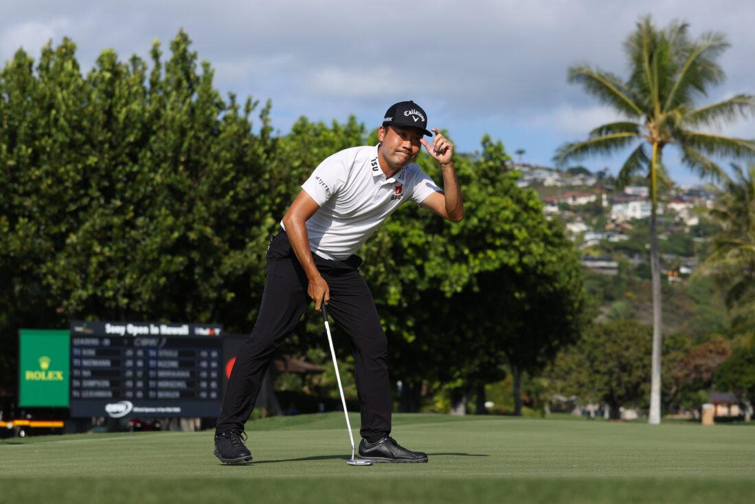 Sony Open In Hawaii - Final Round Gregory Shamus