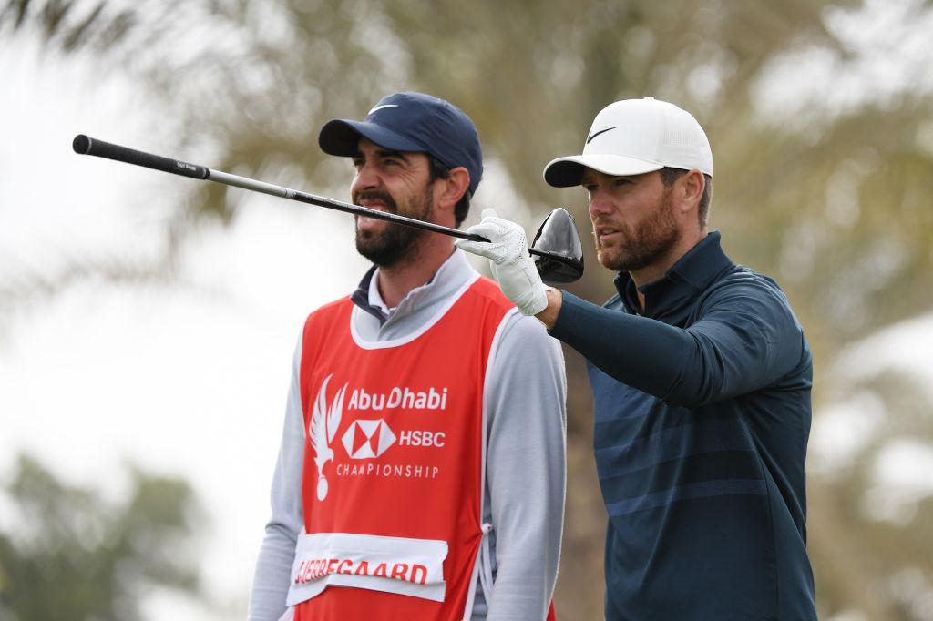 Abu Dhabi HSBC Championship - Day Two Ross Kinnaird