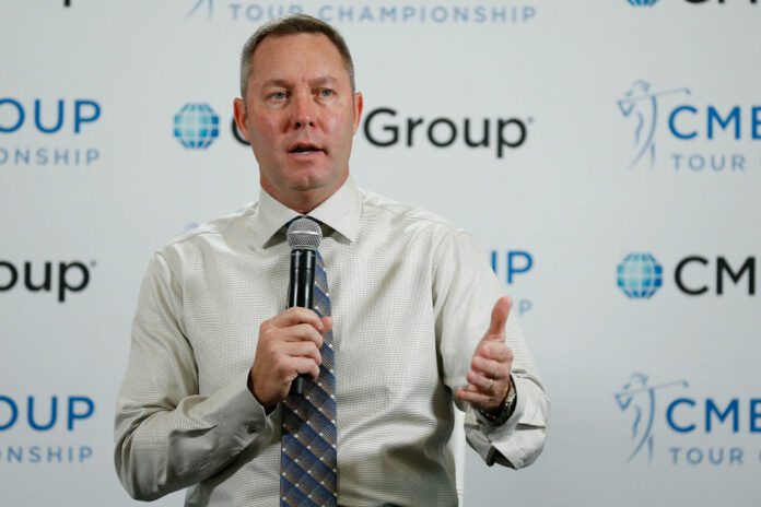 CME Group Tour Championship - Round Two Michael Reaves