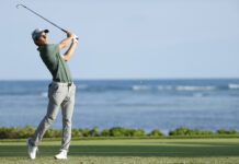 Sony Open In Hawaii - Round One Cliff Hawkins