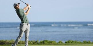 Sony Open In Hawaii - Round One Cliff Hawkins