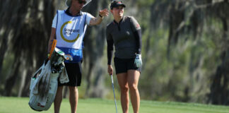 Gainbridge LPGA - Round One Cliff Hawkins