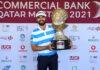 Commercial Bank Qatar Masters - Day Four Richard Heathcote