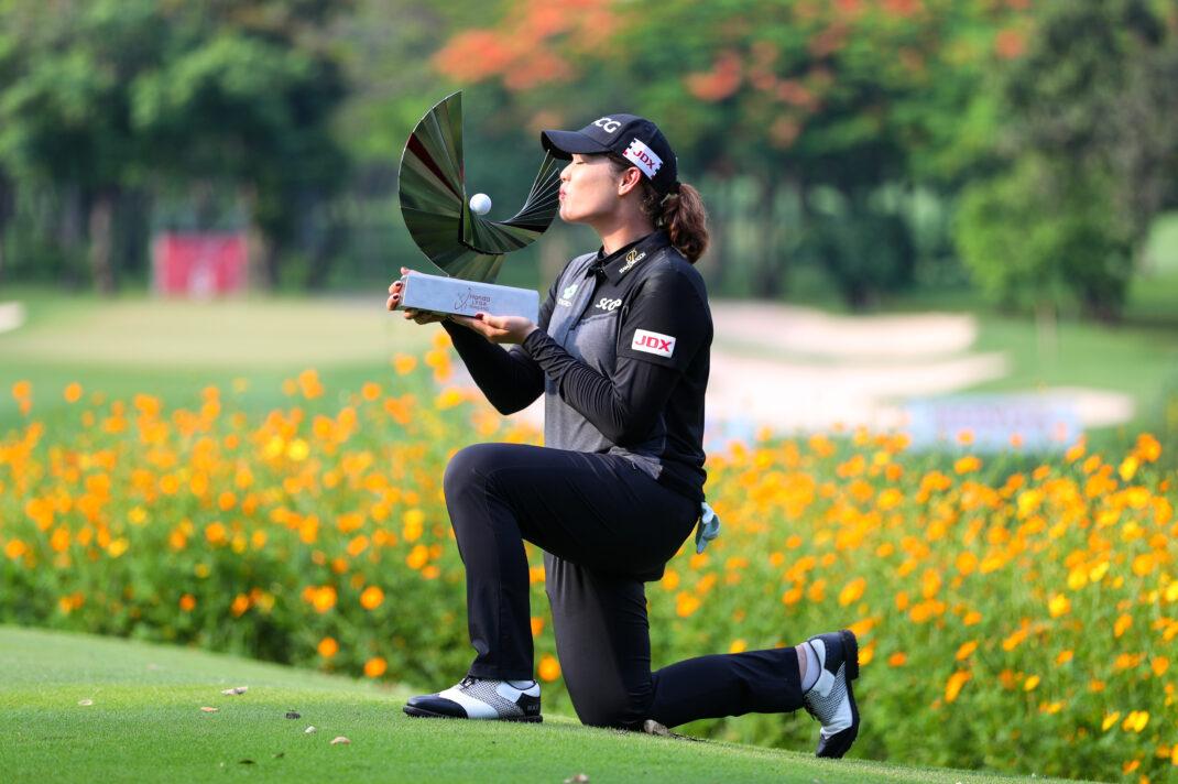Honda LPGA Thailand - Final Round Thananuwat Srirasant