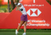 HSBC Women's World Championship - Day One Lionel Ng