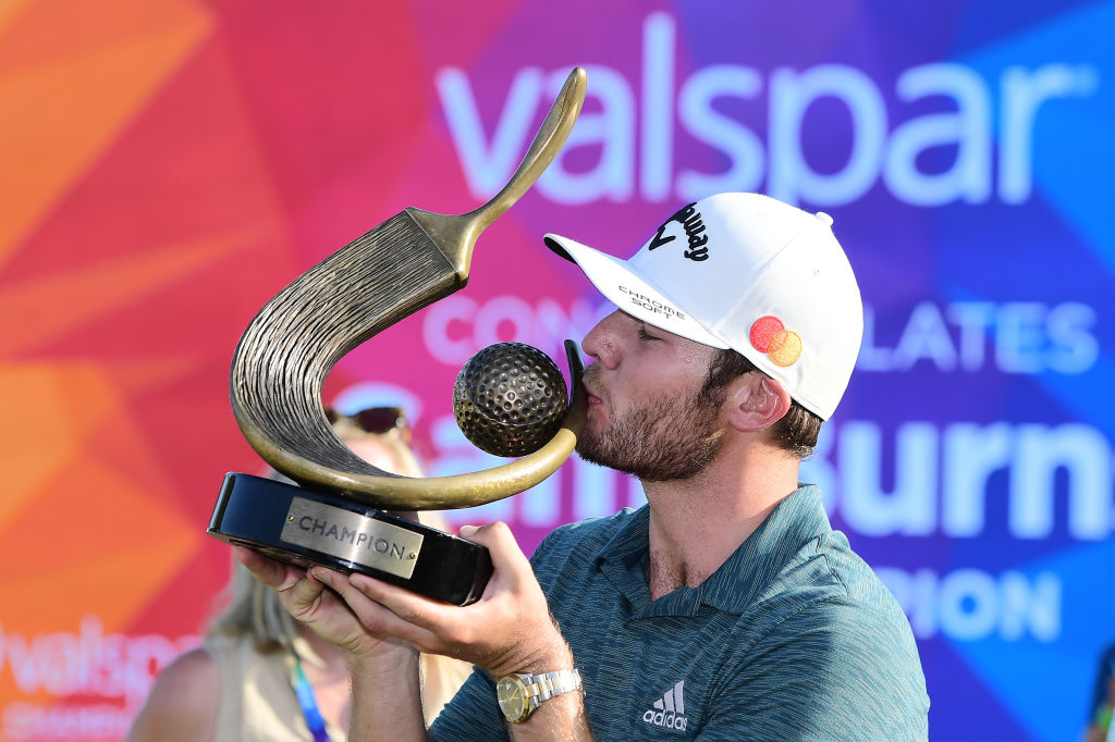 Valspar Championship - Final Round Julio Aguilar