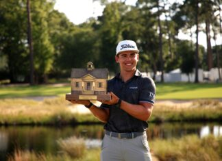 Palmetto Championship at Congaree - Final Round Mike Ehrmann