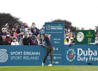 Dubai Duty Free Irish Open - Day Two Patrick Bolger