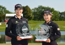 GOLF: JUL 17 LPGA - Dow Great Lakes Bay Invitational Icon Sportswire