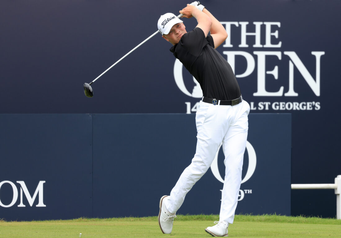 The 149th Open - Day One Chris Trotman