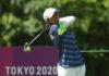 Golf - Olympics: Day 14 Mike Ehrmann