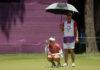 Golf - Olympics: Day 13 Mike Ehrmann