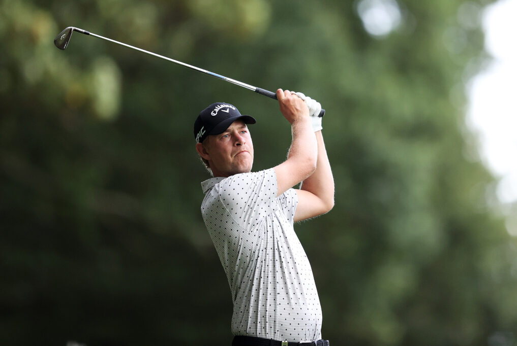 BMW PGA Championship - Day One Richard Heathcote