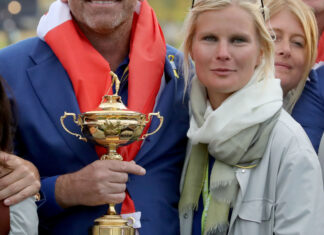 2018 Ryder Cup - Singles Matches David Cannon