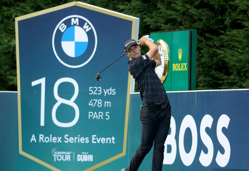 BMW PGA Championship - Day Three Andrew Redington