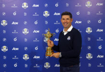 BMW PGA Championship - Day Four Andrew Redington