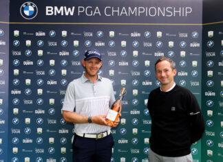 BMW PGA Championship - Day Two Richard Heathcote
