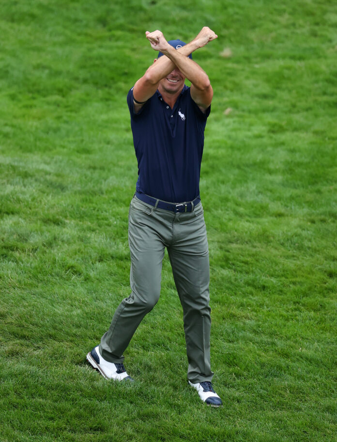 BMW PGA Championship - Day Four Warren Little
