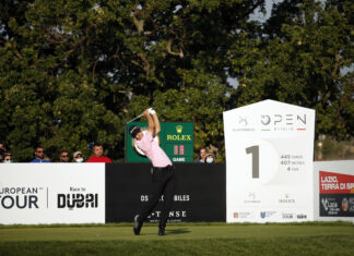 Italian Open - Day Three Luke Walker