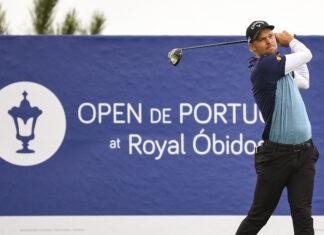 Open de Portugal at Royal Óbidos - Day One Octavio Passos