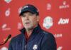 43rd Ryder Cup Captain's Picks Press Conference Patrick McDermott