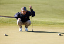 Drive, Chip and Putt Championship at Augusta National Golf Club Jared C. Tilton