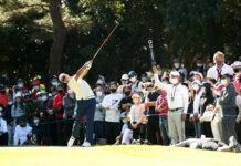 ZOZO Championship - Final Round Atsushi Tomura